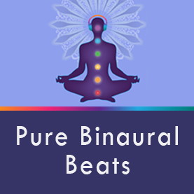 Pure Binaural Beats